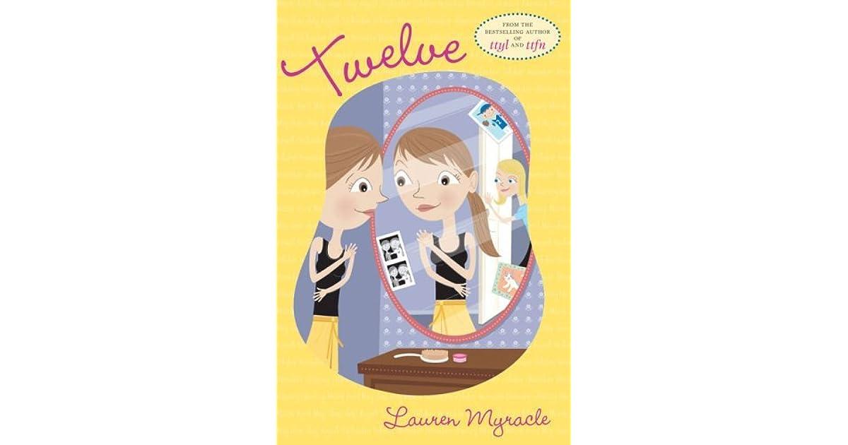 Twelve The Winnie Years 3 By Lauren Myracle