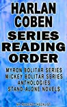 Harlan Coben: Series Reading Order