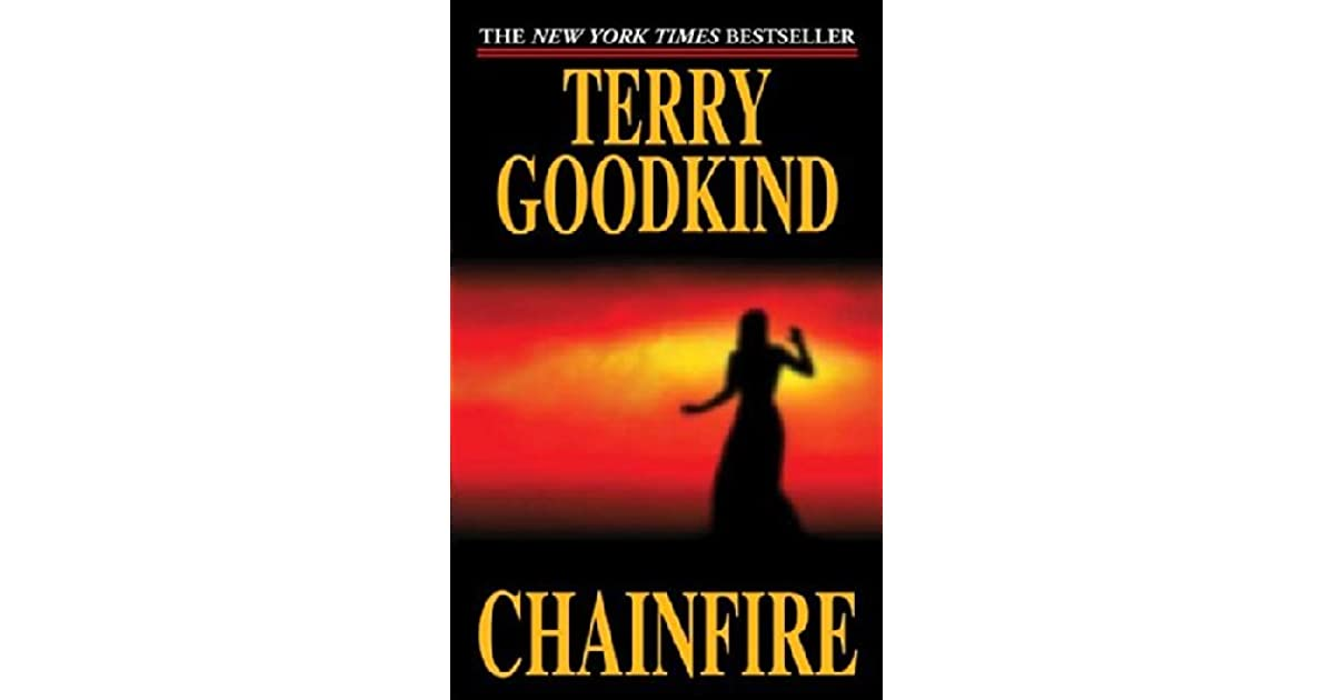 Chainfire (Sword of Truth, #9) by Terry Goodkind