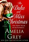 The Duke and Miss Christmas (The Heirs' Club of Scoundrels, #2.5)