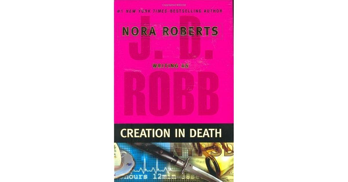 creation in death jd robb pdf