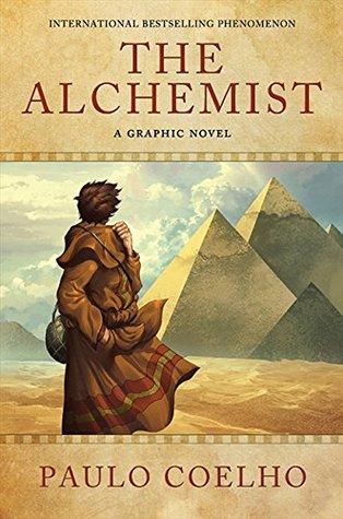 The Alchemist by Derek Ruiz