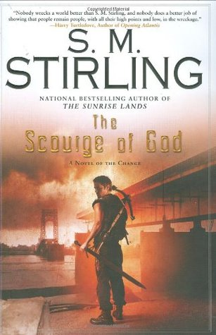 Cover The Scourge of God (Emberverse, #5) - S.M. Stirling