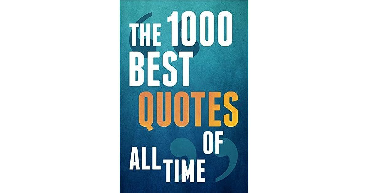 1000 best quotes