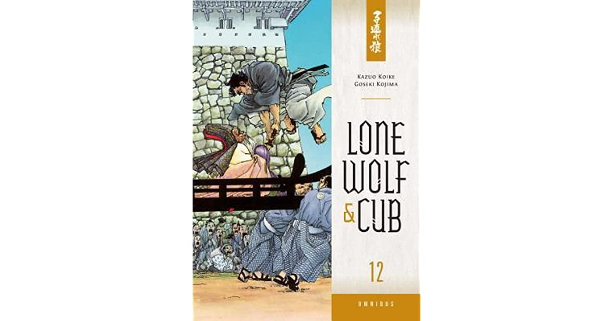 Lone Wolf And Cub Omnibus 12 By Kazuo Koike