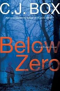 Below Zero (Joe Pickett, #9)