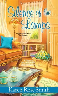 Silence of the Lamps by Karen Rose Smith