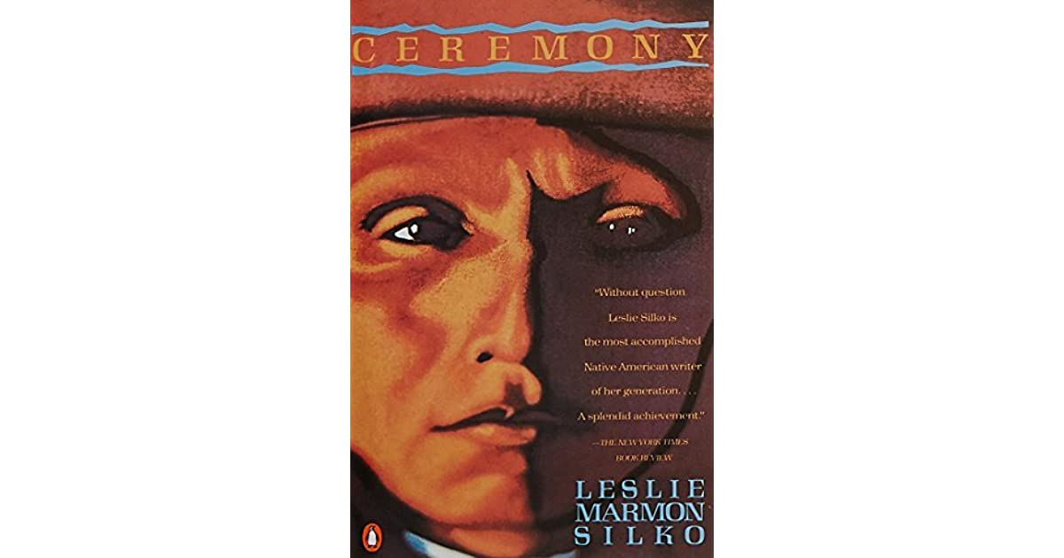 the struggle of finding ones identity in the novel ceremony by leslie marmon silko