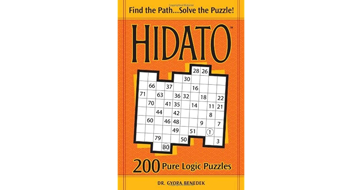 photo relating to Hidato Printable titled Hidato: 200 Natural Logic Puzzles via Gyora Benedek