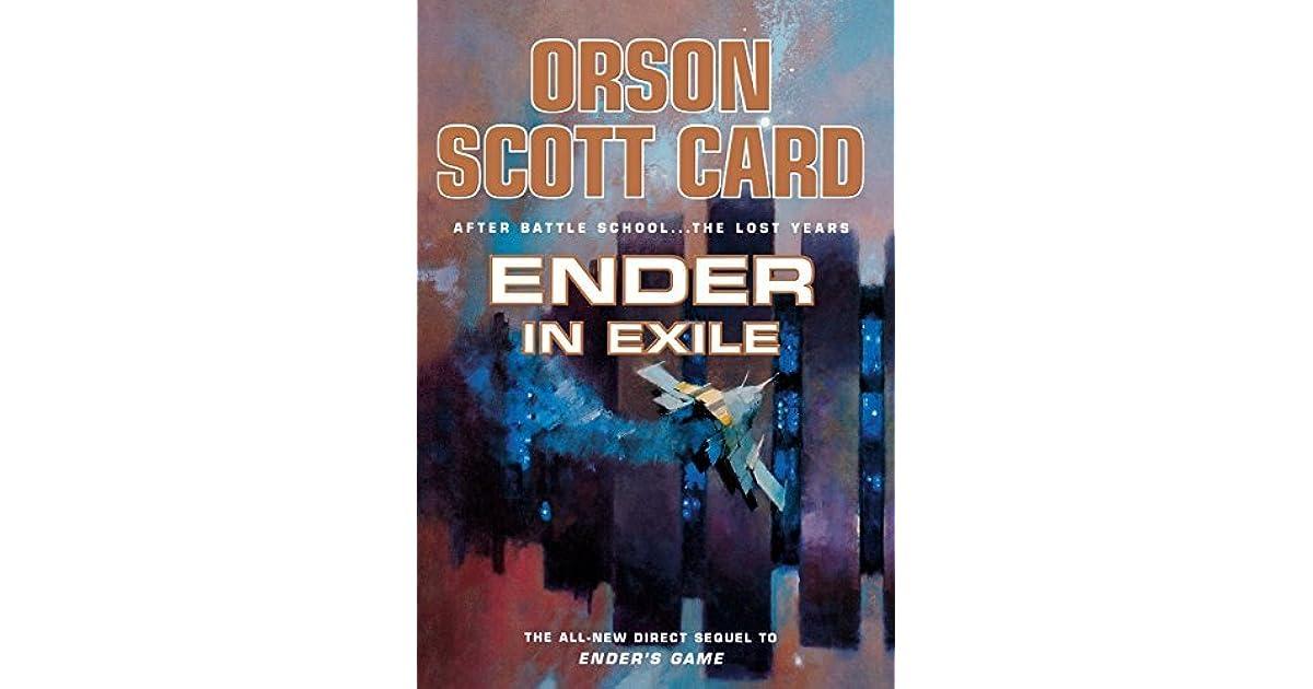Ender In Exile Enders Saga 12 By Orson Scott Card