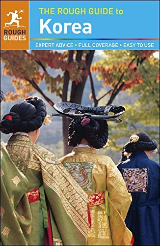 The Rough Guide to Korea (Rough Guides), 4th Edition