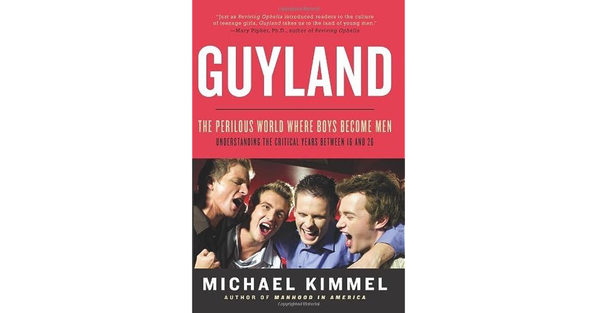 guyland michael kimmel essay