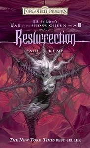 Resurrection (Forgotten Realms:  War of the Spider Queen, #6)
