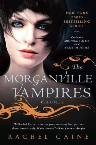 The Morganville Vampires, Volume 2