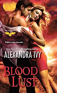 Blood Lust (The Sentinels, #3)