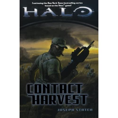 Halo  Contact Harvest By Joseph Staten  U2014 Reviews  Discussion  Bookclubs  Lists