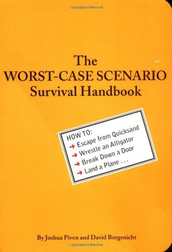 The Worst-Case Scenario Survival Handbook  Holidays-Chronicle Books (2002)