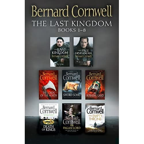 Kingdom Manga Goodreads: The Last Kingdom Books 1–8 By Bernard Cornwell