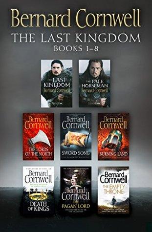 Bernard cornwell books in sequence