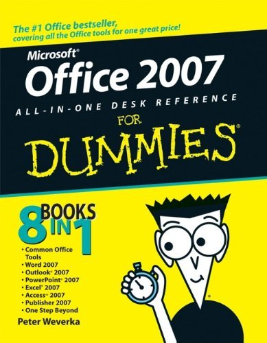 Office 2007 All-in-One Desk Reference for Dummies (ISBN - 0471782793)