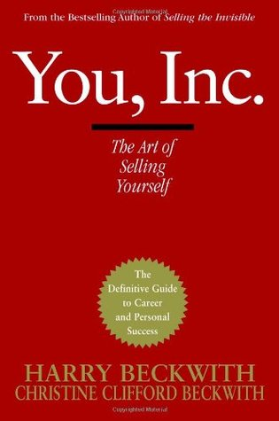 You, Inc. by Harry Beckwith