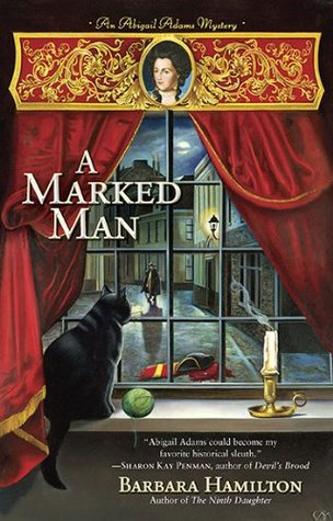 Book Review: A Marked Man by Barbara Hamilton