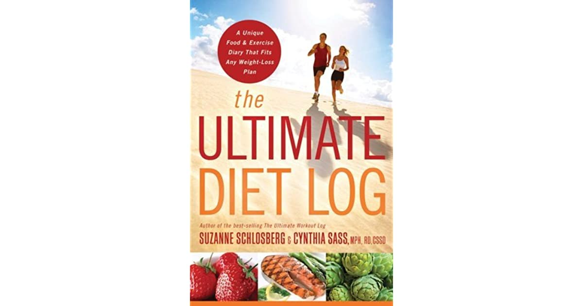 the ultimate diet log by suzanne schlosberg