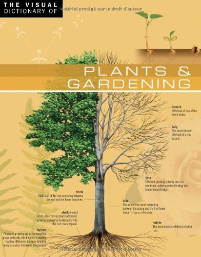 The Visual Dictionary of Plants & Gardening