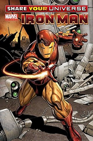 Share Your Universe Iron Man (Super Heroes)