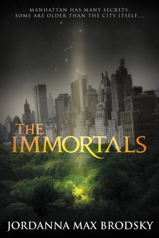 The Immortals (Olympus Bound, #1)
