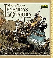 Mouse Guard: Leyendas de la Guardia, Vol. 2