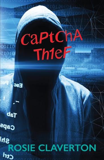 Captcha Thief by Rosie Claverton