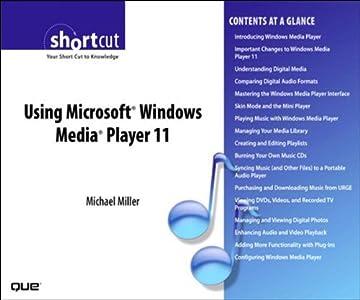 Using Microsoft Windows Media Player 11