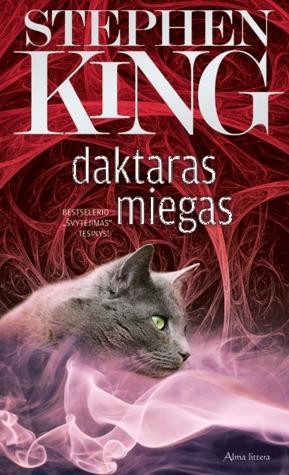 Daktaras Miegas (The Shining, #2)