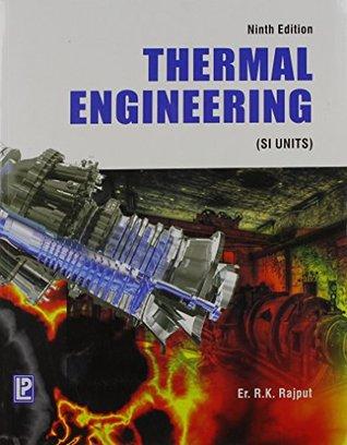 Thermal Engineering by R K  Rajput