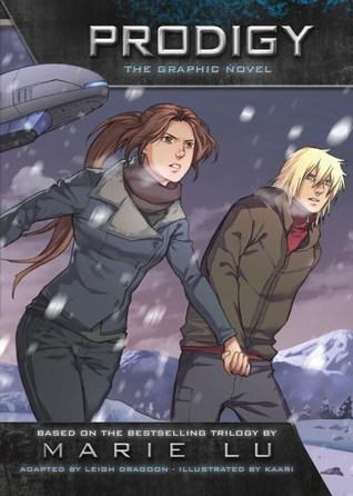 Prodigy: The Graphic Novel (Legend: The Graphic Novel, #2)