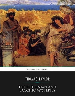 The Eleusinian /& Bacchic Mysteries Thomas Taylor 1987  OCCULT MYSTERIES Wizard