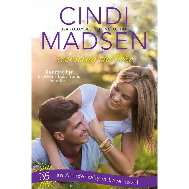 CINDI MADSEN RESISTING THE HERO EBOOK