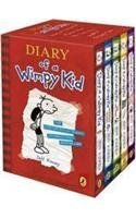 Diary of a Wimpy Kid Slipcase (Export)