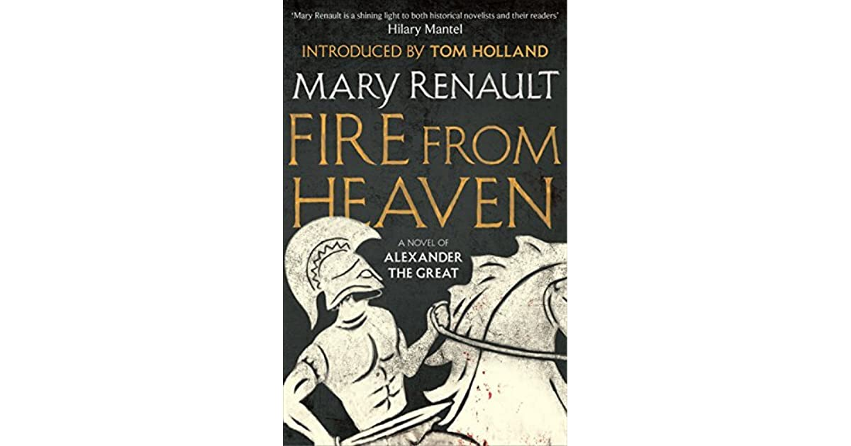 A review of the book the fire of heaven