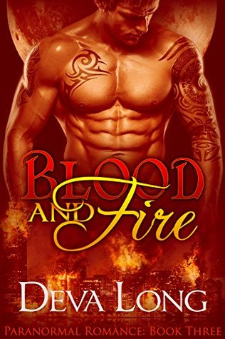Blood and Fire Book 3: A Dragon vs. Vampire Special Forces Romance