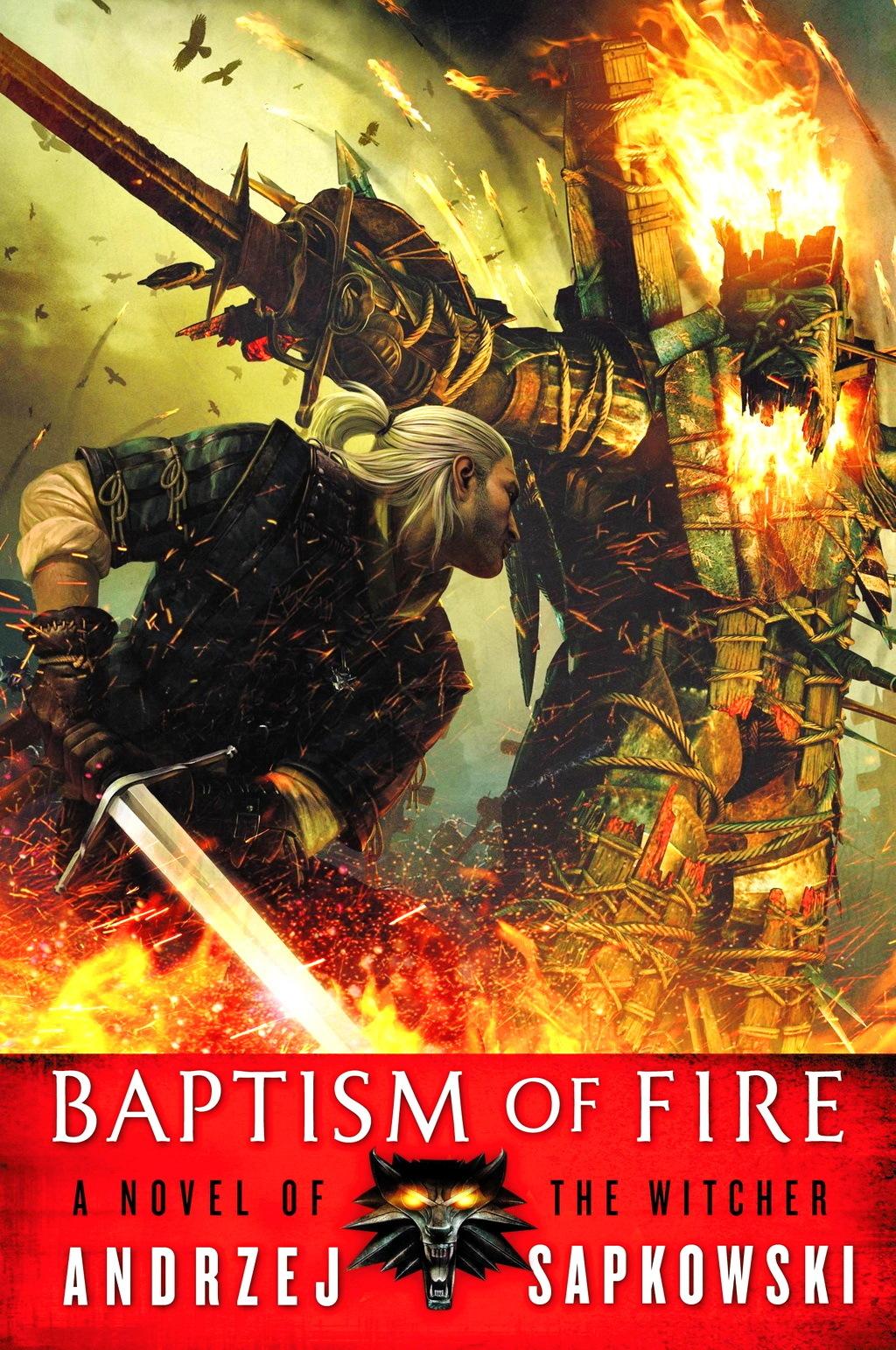 Andrzej Sapkowski - The Witcher 3 - Baptism of Fire