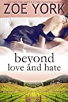 Beyond Love and Hate (Wardham, #4)