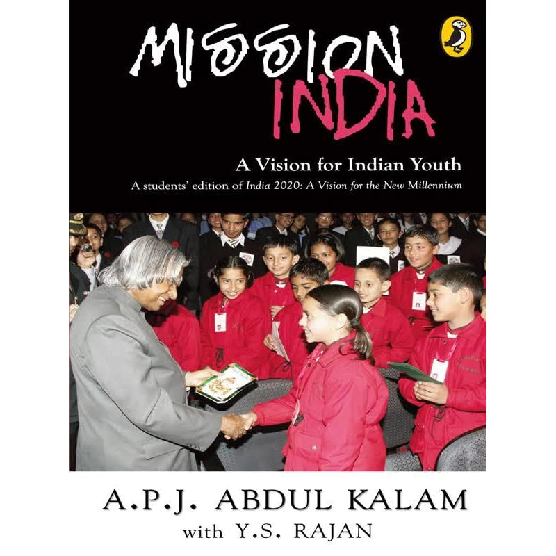 Mission india a vision for indian youth by apj abdul kalam malvernweather