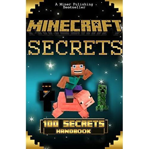 Minecraft Creative Tips Tricks: Minecraft: Minecraft Secrets: Minecraft Handbook With 100
