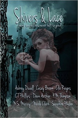 Shivers and Lace: 2015 GWSP Erotic Charity Anthology