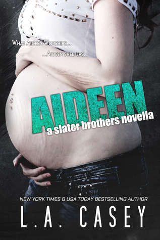 Aideen (Slater Brothers, #3.5)