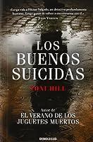 Los buenos suicidas (Inspector Salgado, #2)