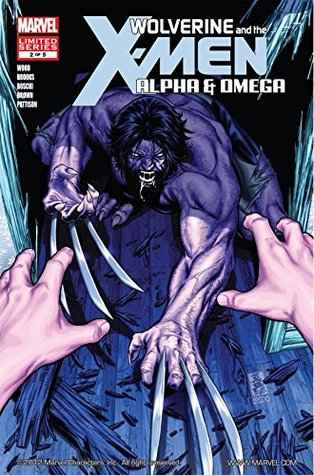 Wolverine and the X-Men: Alpha and Omega #2