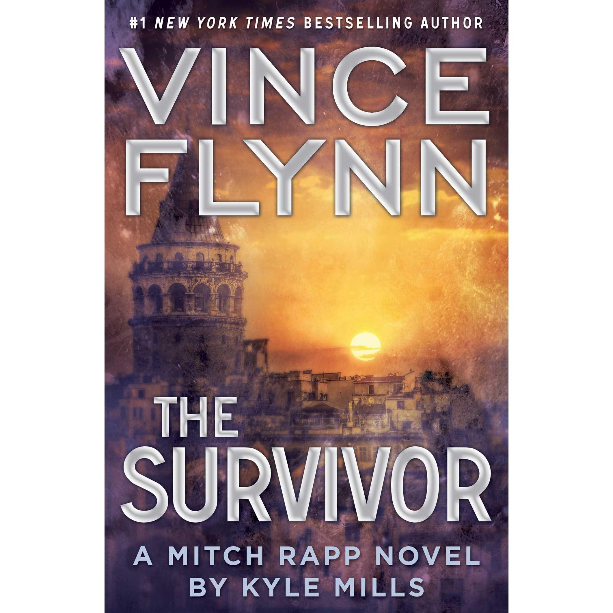 The Survivor (Mitch Rapp, Book 14)